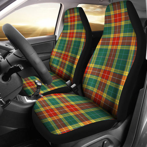 Buchanan Old Sett Tartan Car Seat Covers K7