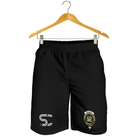 Image of Douglas Grey Modern Clan Badge Men's Shorts