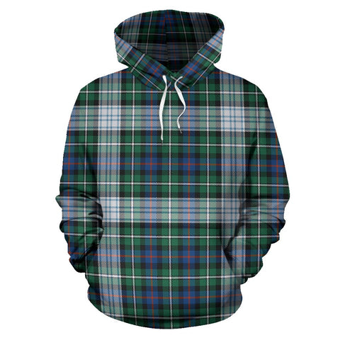 Mackenzie Dress Ancient Tartan Hoodie HJ4