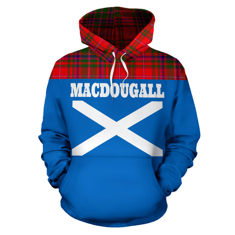 Image of Tartan All Over Hoodie - MacDougall Clans