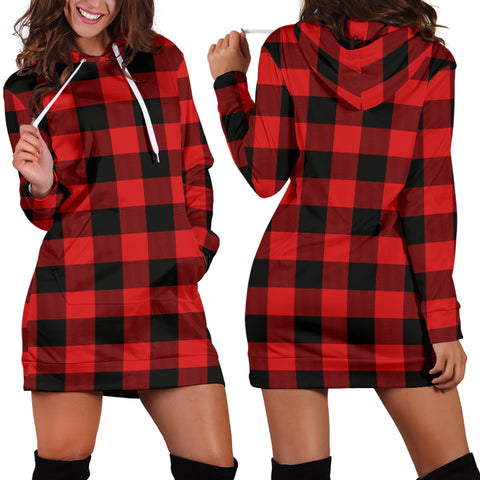 Rob Roy MacGregor Modern, Tartan, For Women, Hoodie Dress For Women, Scottish Tartan, Scottish Clans, Hoodie Dress, Hoodie Dress Tartan, Scotland Tartan, Scot Tartan, Merry Christmas, Cyber Monday, Black Friday, Online Shopping,Rob Roy MacGregor Modern Hoodie Dress