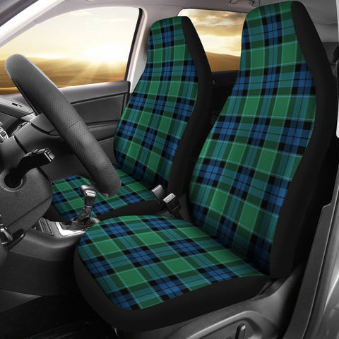 Graham Of Menteith Ancient Tartan Car Seat Covers K7