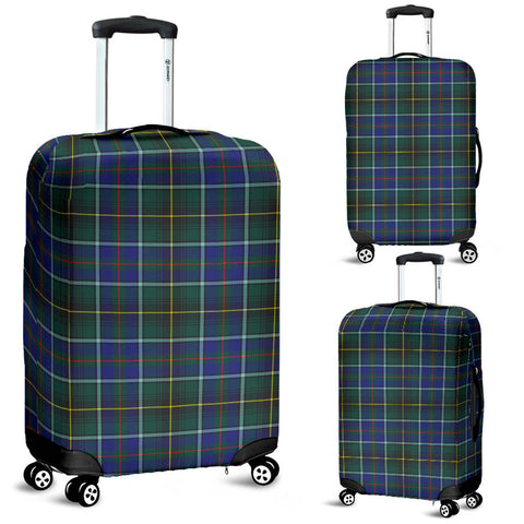 MacInnes Modern Tartan Luggage Cover | Scottish Clans