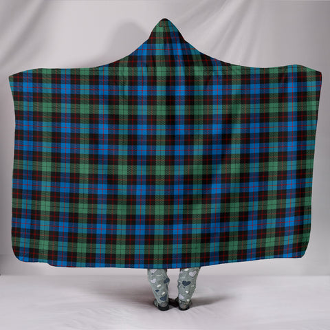 Guthrie Ancient, hooded blanket, tartan hooded blanket, Scots Tartan, Merry Christmas, cyber Monday, xmas, snow hooded blanket, Scotland tartan, woven blanket