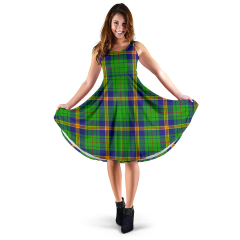 New Mexico Tartan Women's Dress