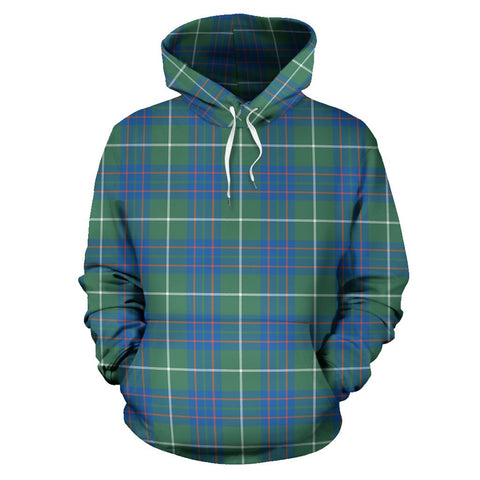 Image of Macintyre Hunting Ancient Tartan Hoodie HJ4