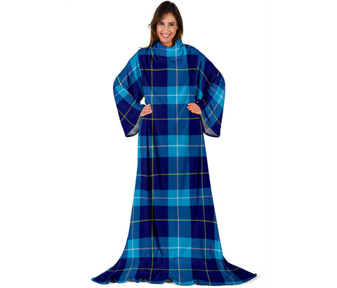 McKerrell Tartan Clans Sleeve Blanket | scottishclans.co