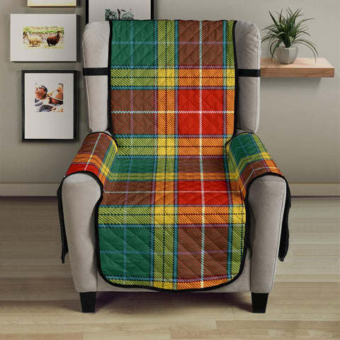 Buchanan Old Sett Tartan Chair Sofa Protector