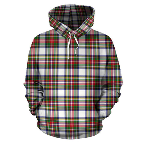 Image of Stewart Dress Modern Tartan Hoodie HJ4