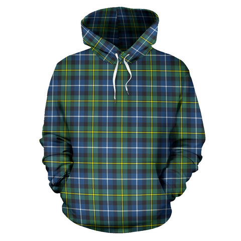 Macneill Of Barra Ancient Tartan Hoodie HJ4