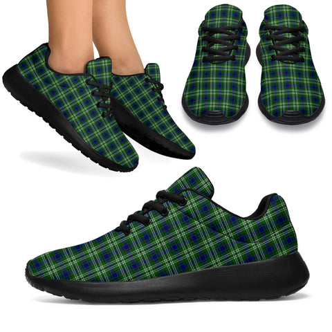 Tweedside District Tartan Sport Sneakers
