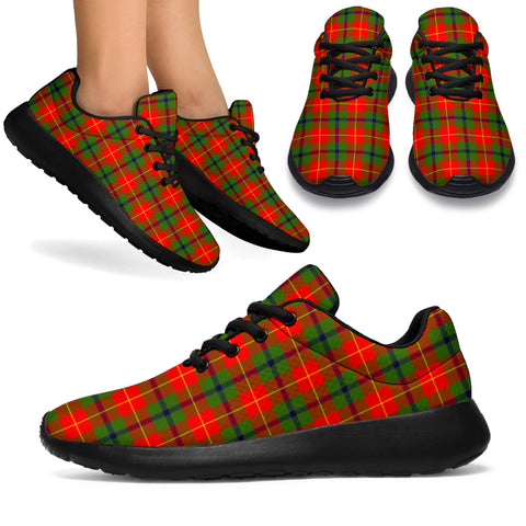 Turnbull Dress Tartan Sport Sneakers