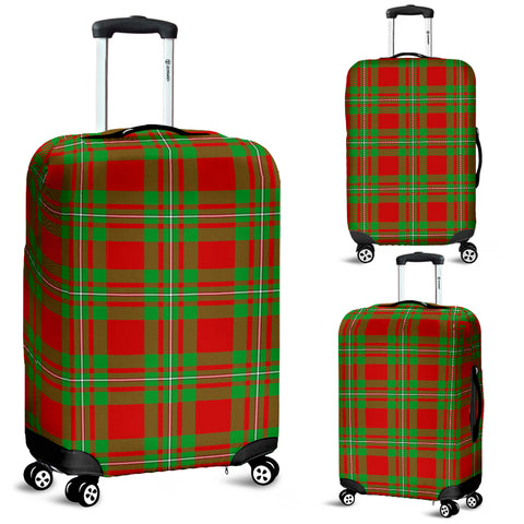 MacGregor Modern Tartan Luggage Cover | Scottish Clans