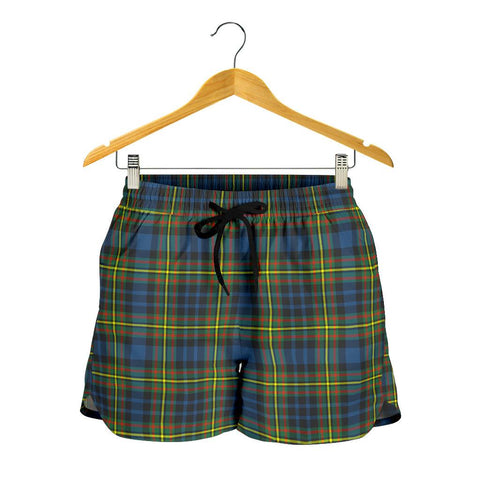 MacLellan Ancient Tartan Shorts For Women