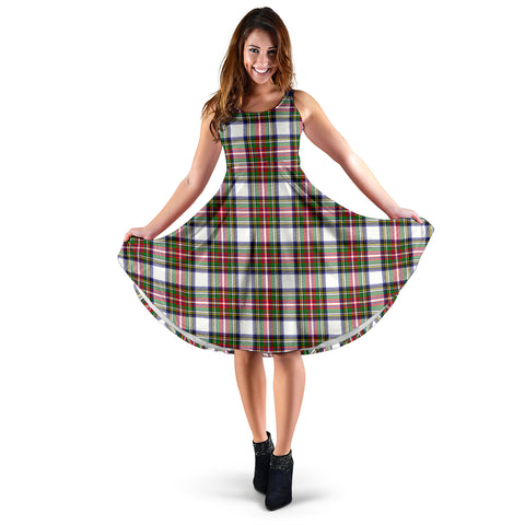 Stewart Dress Modern Tartan Women's Dress