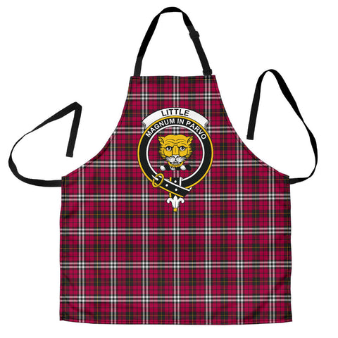 Little Tartan Clan Crest Apron