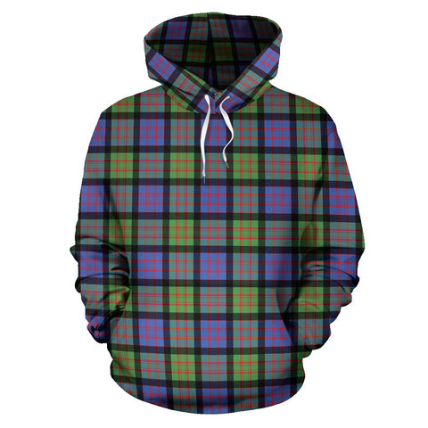 Image of Macdonald Ancient Tartan Hoodie HJ4