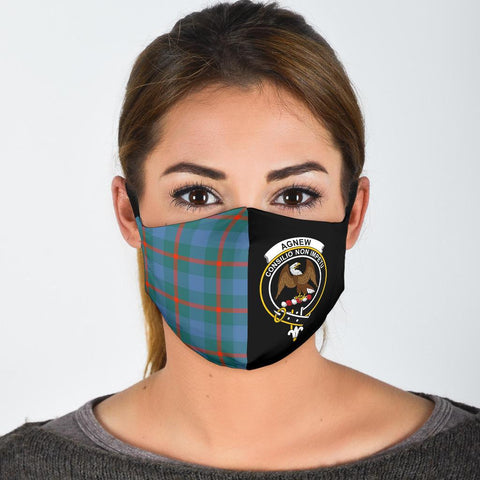 Agnew Ancient  Tartan Mouth Mask The Half