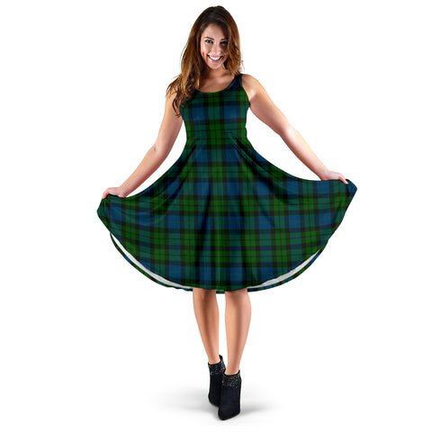 MacKay Modern Tartan Women's Dress