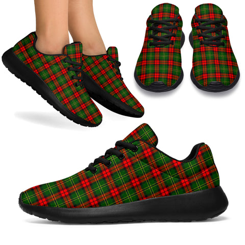 Image of Blackstock Tartan Sport Sneakers
