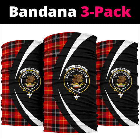 Image of Marjoribanks Tartan Bandana Circle