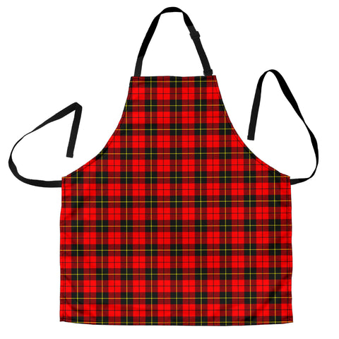 Image of Wallace Hunting - Red Tartan Apron