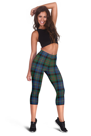 Cameron Of Erracht Ancient Tartan Capris Leggings