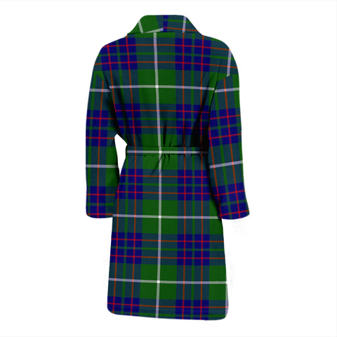 MacIntyre Hunting Modern Tartan Mens Bathrobe - BN