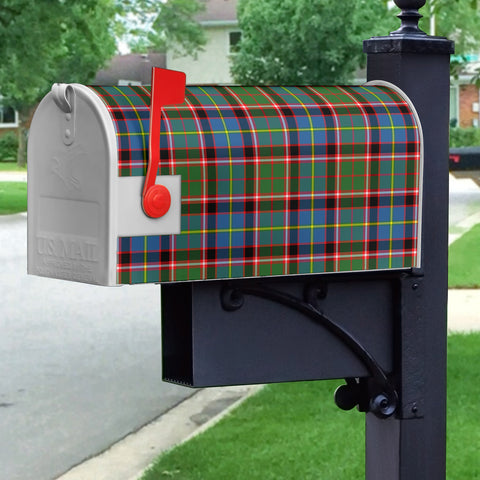 Stirling & Bannockburn District Scotland Mailbox Clan A91