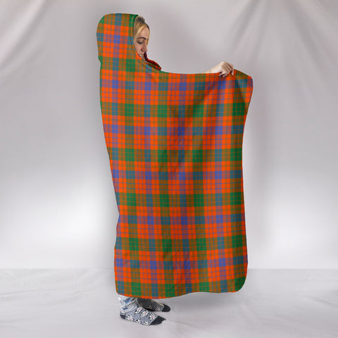 Ross Ancient, hooded blanket, tartan hooded blanket, Scots Tartan, Merry Christmas, cyber Monday, xmas, snow hooded blanket, Scotland tartan, woven blanket