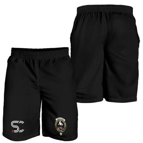 Cranstoun Clan Badge Men's Shorts TH8