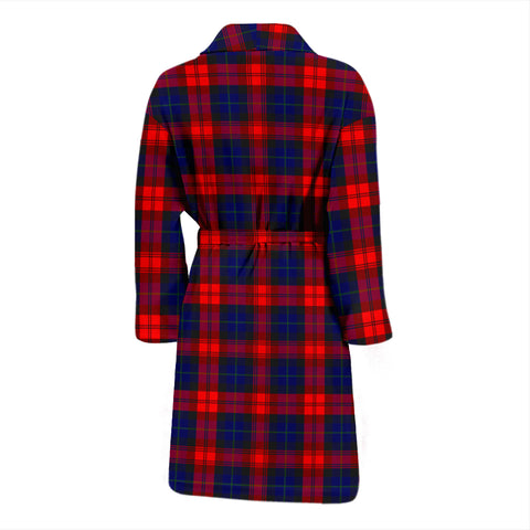 Image of MacLachlan Modern Tartan Mens Bathrobe - BN