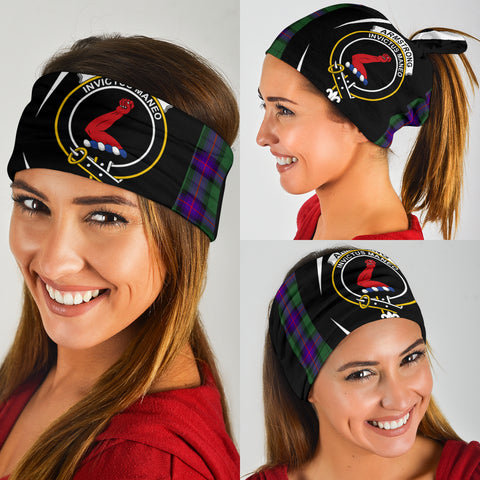 Image of Tartan Bandana Circle