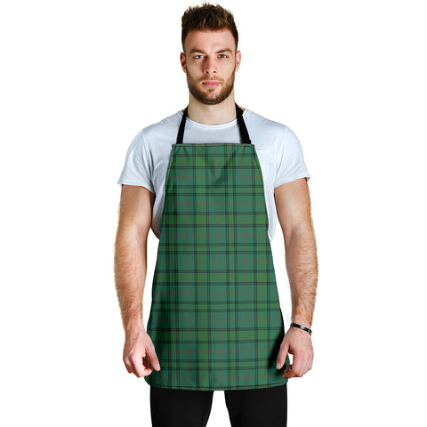 Image of Ross Hunting Ancient Tartan Apron HJ4