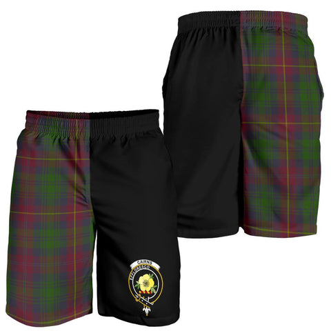 Cairns Tartan Men Short Half Of Me K7