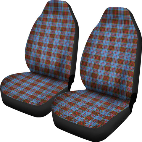 Anderson Modern Tartan Car Seat Covers