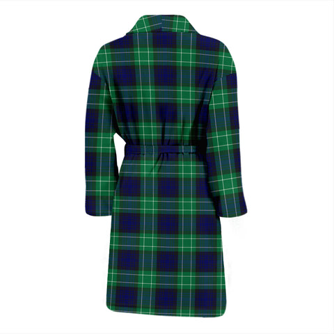 Image of Abercrombie Tartan Mens Bathrobe - BN
