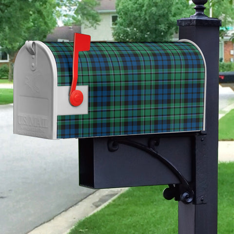 Image of MacCallum Ancient Scotland Mailbox Clan A91