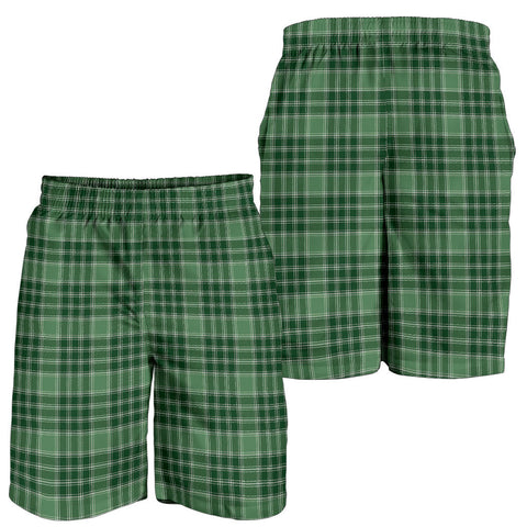 MacDonald Lord of the Isles Hunting Tartan Shorts For Men K7