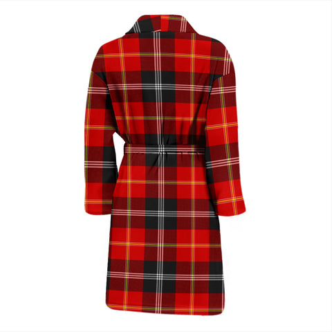 Image of Marjoribanks Tartan Mens Bathrobe - BN