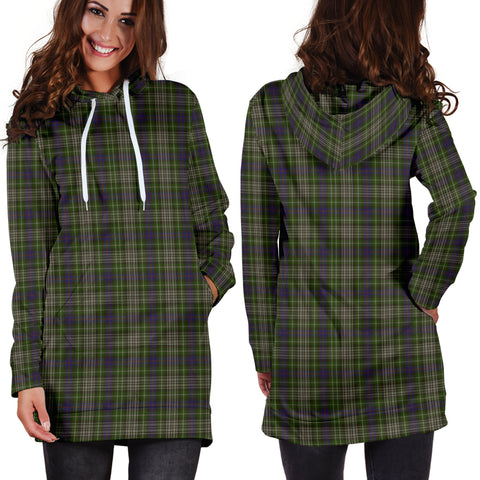 Davidson Tulloch Dress HJ4 Tartan Hoodie Dress HJ4