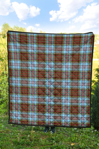Image of Anderson Ancient Tartan Premium Quilt TH8
