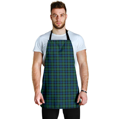 Image of Campbell Ancient 02 Tartan Apron HJ4