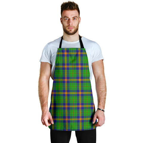 Image of New Mexico Tartan Apron HJ4