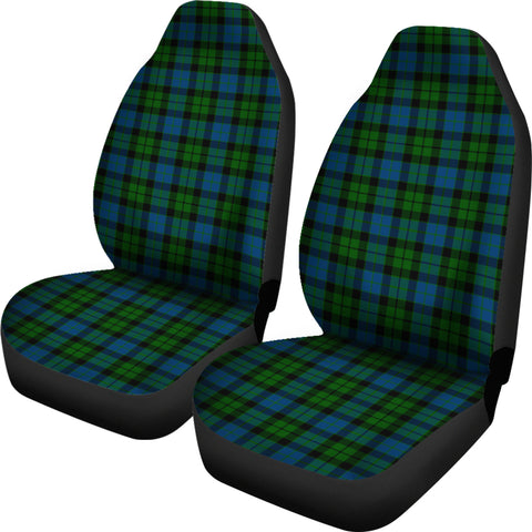 Mackay Modern Tartan Car Seat Covers