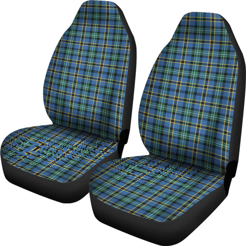 Image of Weir Ancient Tartan Car Seat Covers