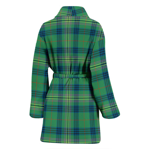 Kennedy Ancient Tartan Womens Bathrobe - BN