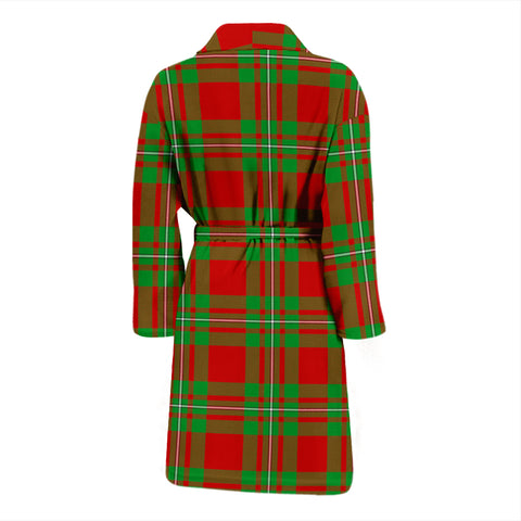 Image of MacGregor Modern Tartan Mens Bathrobe - BN