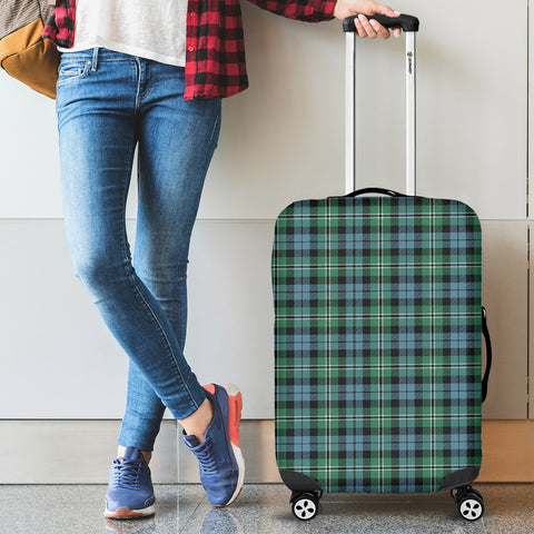 Melville Tartan Luggage Cover HJ4