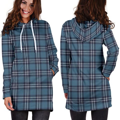 Earl of St Andrews Tartan Hoodie Dress